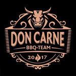 Don Carne verwendet Oliobrics, nachhaltige gourmet Grillbriketts